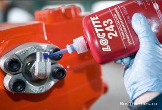 фиксатор Loctite 243 (250 ml) Henkel (1)