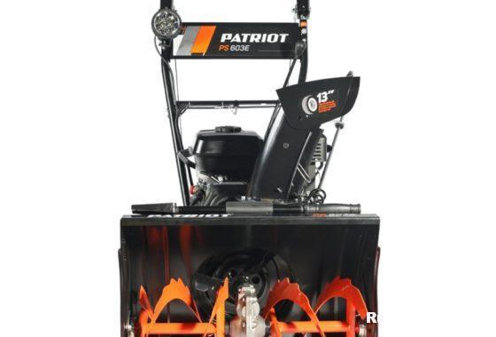 PATRIOT PS 603E.