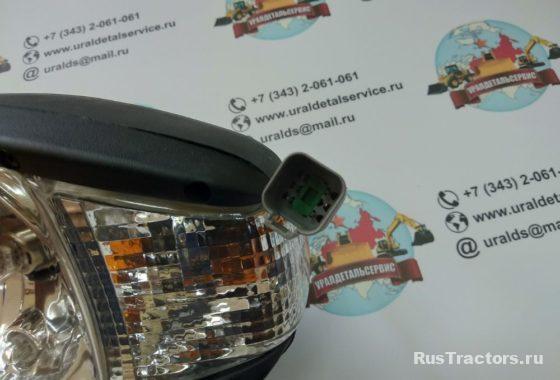 основного освещения UDS-006 (CAT, Terex) Заднее крепление, фото 4