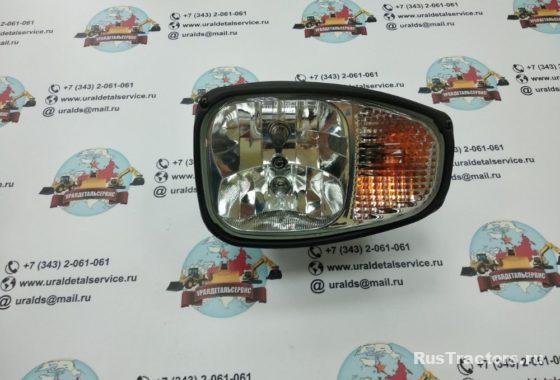 основного освещения UDS-004 (Volvo, JCB, Hidromek, Terex) Заднее крепление, фото 2