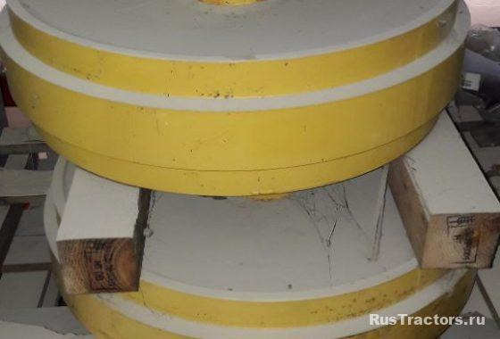 Колесо направляющее D6R LGP ITR - Изображение1