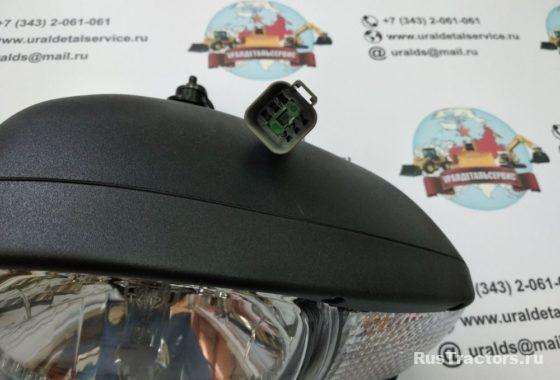 основного освещения UDS-007 (CAT, Terex) Заднее крепление (Усиленная), фото 2