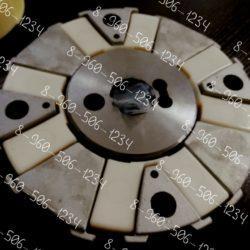 гидронасоса Doosan 255