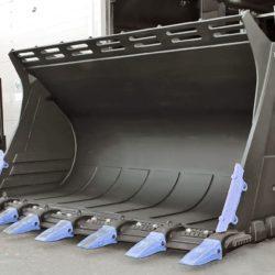 Ковши фронтальных погрузчиков под изготовление