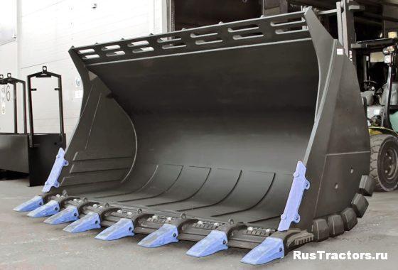 Ковши фронтальных погрузчиков под изготовление - Изображение1