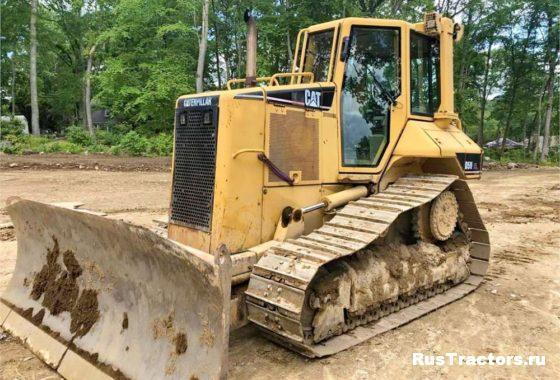 Caterpillar D5N XL 003