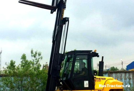Hyster H9.00XM-6-3