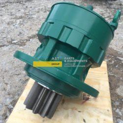 SK75 swing gearbox assy