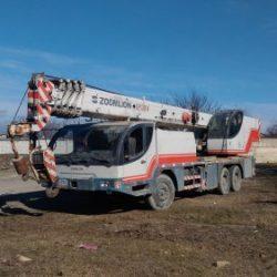Автокран 32 тн