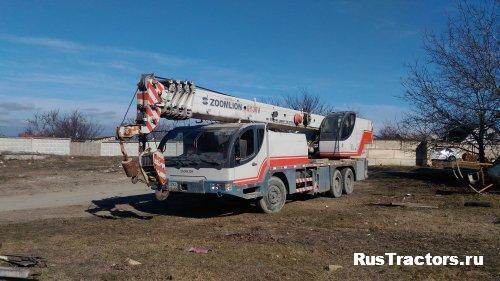 Автокран 32 тн - Изображение1