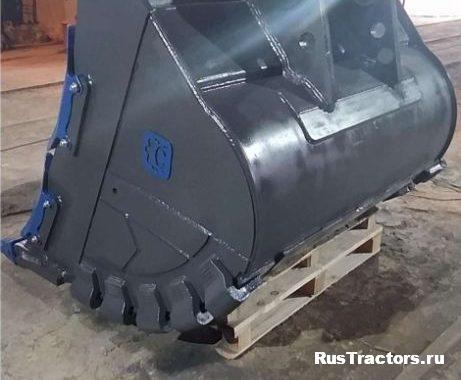 Ковш скальный сверхусиленный V-1,9m3 для САТ330DL (2)
