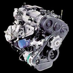 Двигатель D4BH