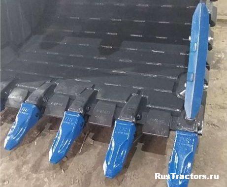 Ковш скальный сверхусиленный V-1,9m3 для САТ330DL (3)