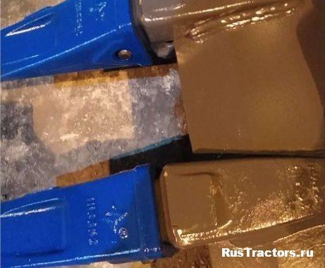 Ковш стандартный 1,1м3 для ZX230 (3)
