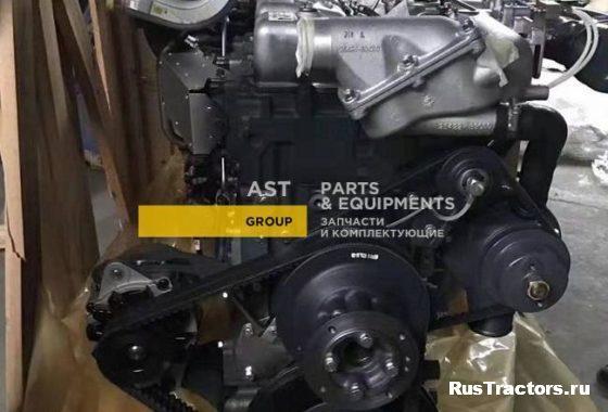 Hyundai_6DAC_Diesel_Engine_assy_LOGO