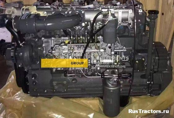 Hyundai_D6AC_C1_For_R375LC_7H_engine_assy_LOGO