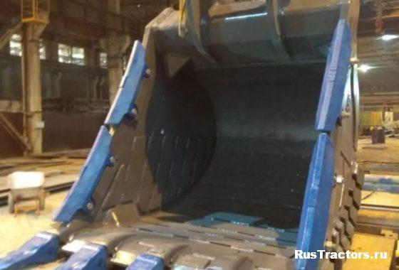 Ковш скальный сверхусиленный (V-1,8m3) CAT336 (4)