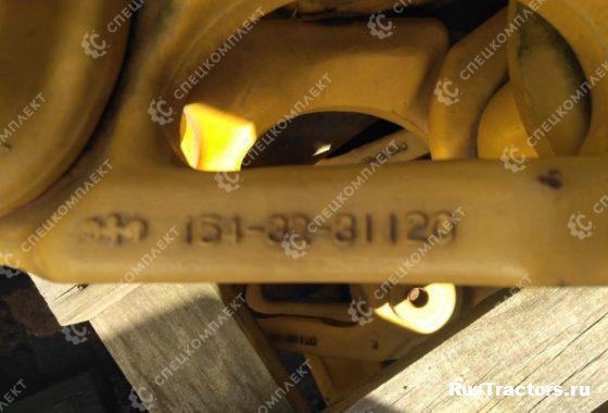 Цепь гусеничная 38L (жидкая смазка, полузвено) СК-0002255 (1)