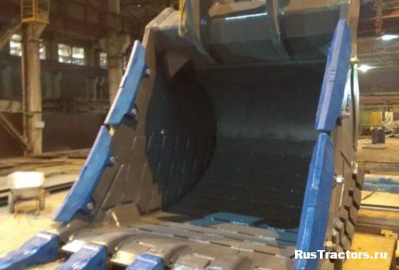 Ковш скальный сверхусиленный (V-1,8m3) CAT336-3