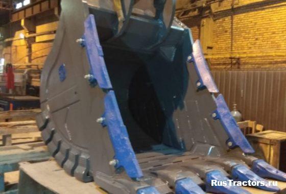 Ковш скальный сверхусиленный (V-1,8m3) CAT336-2