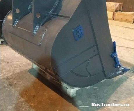 Ковш усиленный 1,6м3 для ZX330LC
