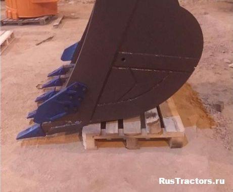 Ковш усиленный 1,3м3  для JS260-2