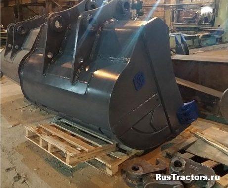 Ковш усиленый с бокорезами 1,8м3 DX300  (2)