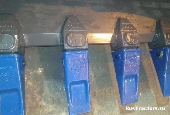 Ковш стандартный 1м3 для JS205 (3)
