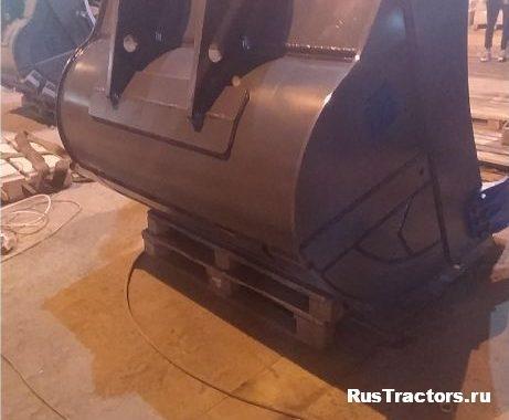 Ковш усиленный с бокорезами 1,8 м3 для САТ330 (2)