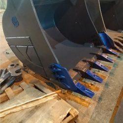 Ковш усиленый с бокорезами 1,8м3 DX300  (1)