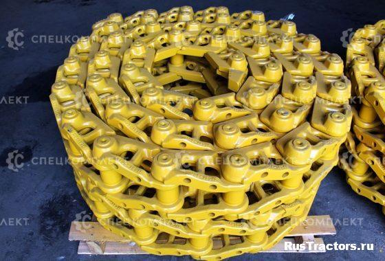 Цепь-гусеничная-46L-(жидкая-смазка,-полузвено)-СК-0002064-1
