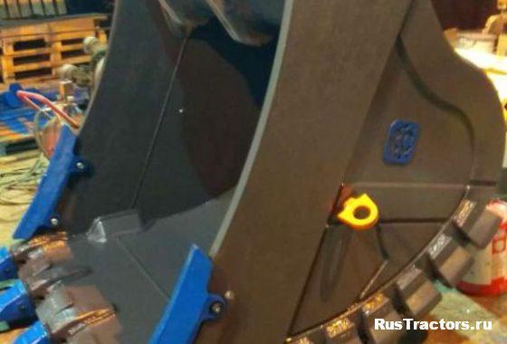 Ковш скальный 2,2м3 для ЕС380 (1)