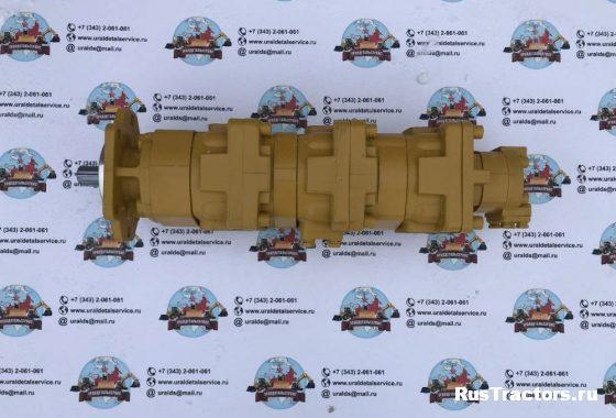 Насос гидравлический основной Komatsu WA380-3-3
