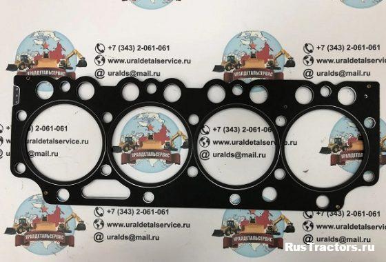 Прокладка ГБЦ (1,6 мм, 3 отвертия) 20970725